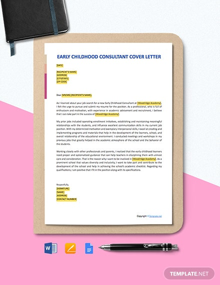 FREE Corporate Travel Consultant Cover Letter - Word   Apple ...
