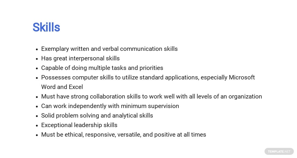 Free Health And Safety Consultant Job Description Template 4.jpe