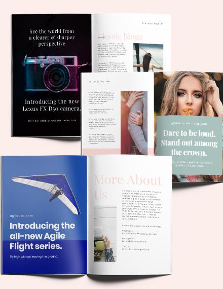 Lifestyle Magazine Download