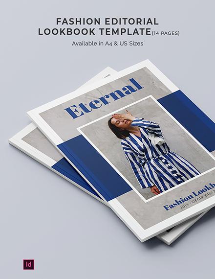 fashion editorial lookbook