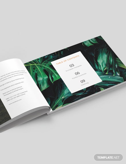 Landscape Lifestyle Lookbook Download