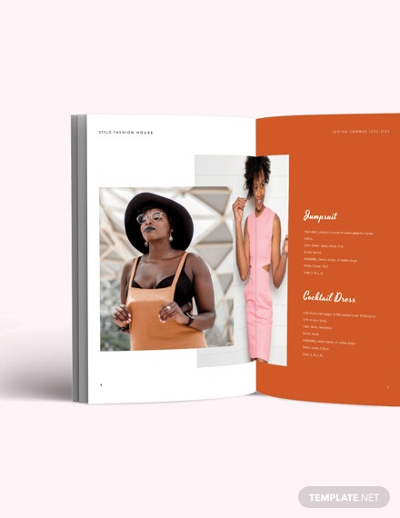 Photography Fashion Lookbook Download