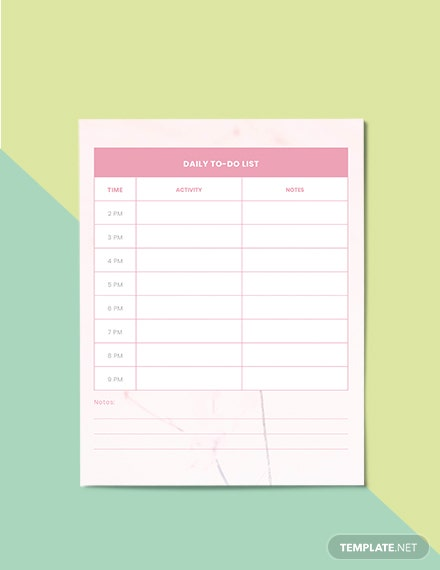 To Do Life Planner Editable