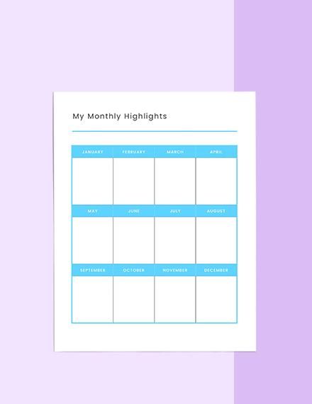 Mini Life Planner Download