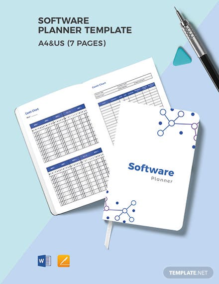 Software Planner Template