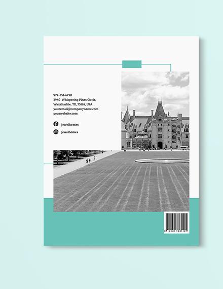 Sample Marketing Real Estate Magazine