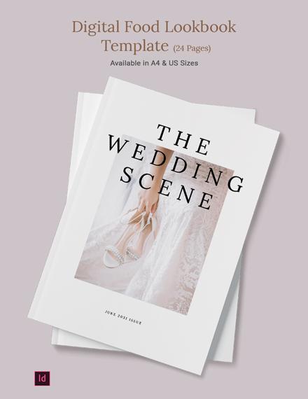 wedding sale magazine