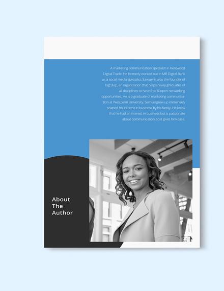 Sample Social Media Planner Workbook