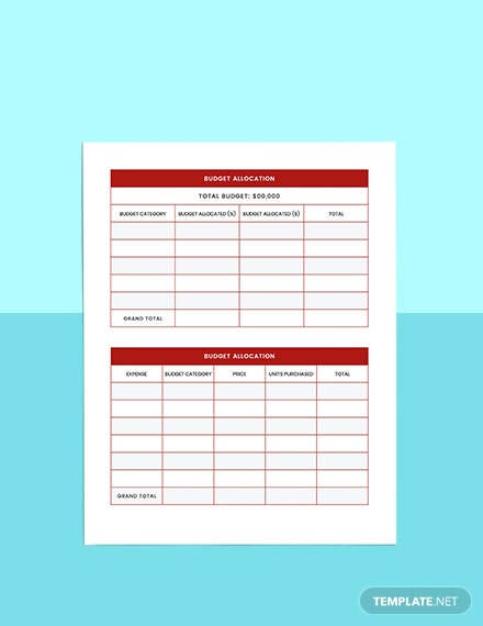 Simple Event Planner Format