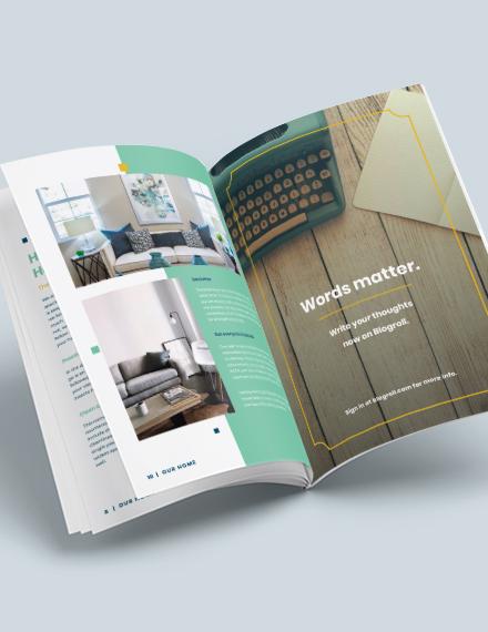 House Magazine Download