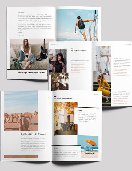 Lifestyle Lookbook Download