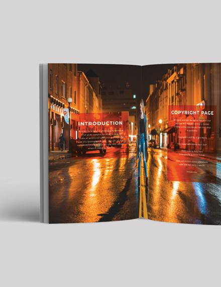 Sample Photography Lookbook