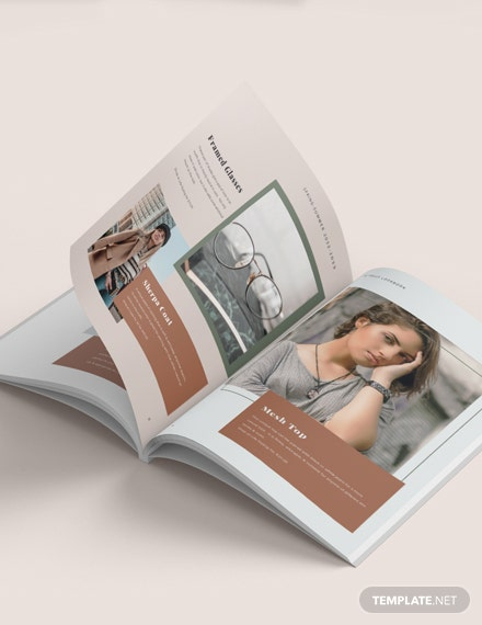 Photography Style Guide Lookbook Download