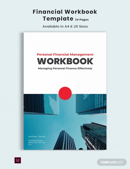Financial Workbook Template