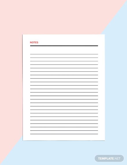 Event Menu Planner template Example
