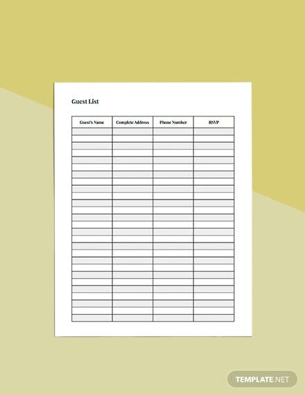 Event Meal Planner Example
