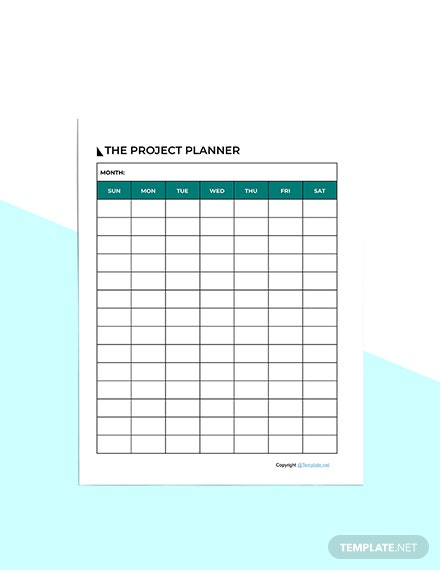 Sample Wedding Planner Template [Free Pages] - Word, Apple Pages