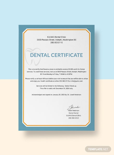 sample medical certificate from doctor template in adobe