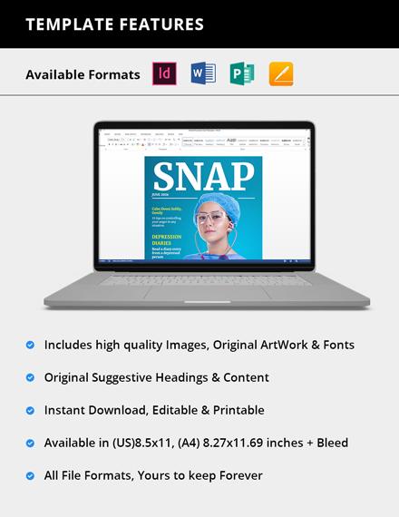 Simple Medical Health Magazine