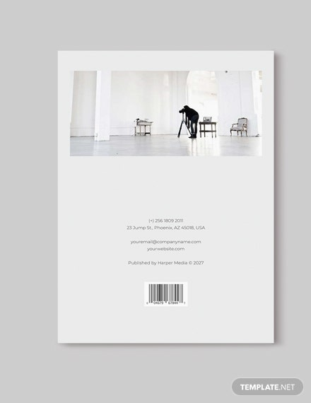 Sample Photographer Magazine Guide