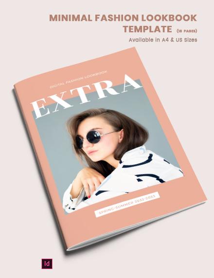 minimal fashion lookbook