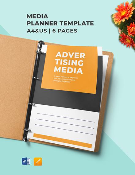 Media Planner Example