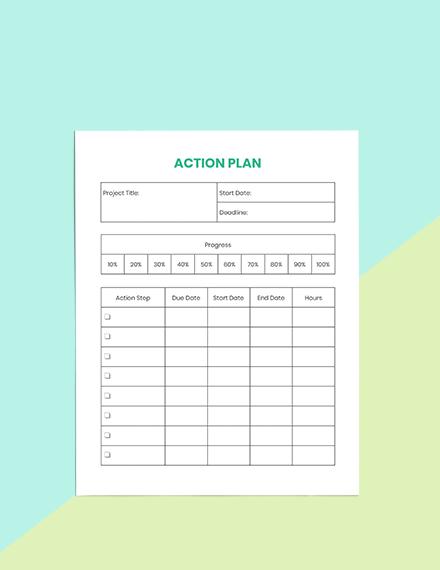 Project School Planner Schedule