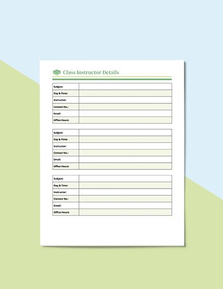 Homework School Planner Download