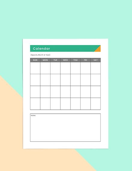 Basic school planner Sample