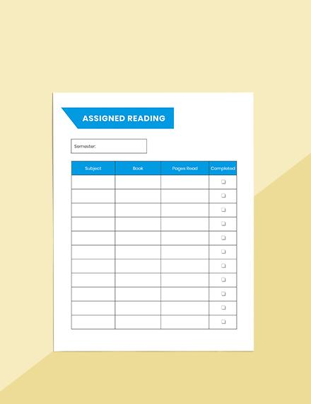Printable School Planner Editable