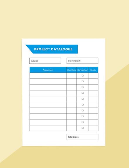 Printable School Planner Printable
