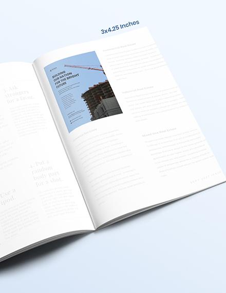 Building Magazine Ads Download
