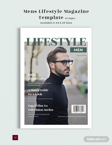 mens lifestyle magazine