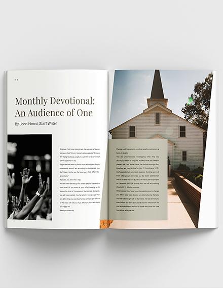 Modern Church Magazine Download