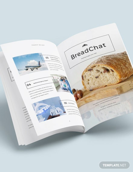 Printable Travel Magazine Download