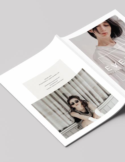 Sample Studio Fashion Lookbook