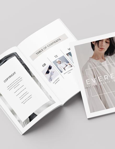 Studio Fashion Lookbook Download