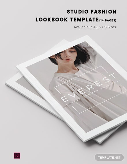 studio fashion lookbook