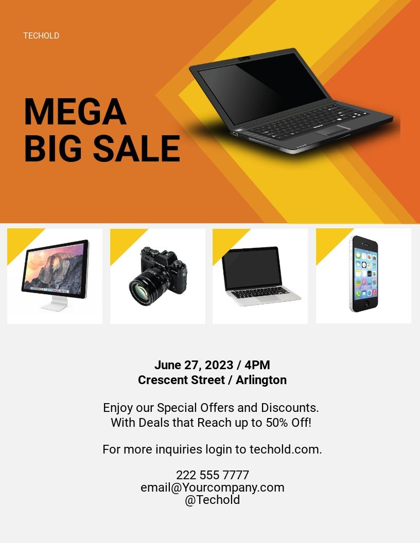 Free Sample Mega Sale Template.jpe