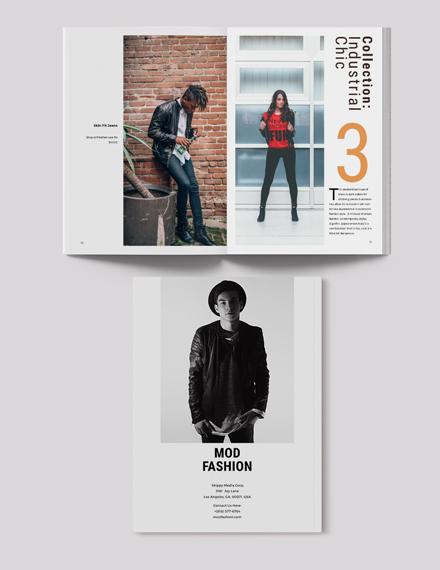 Modern Lookbook Download