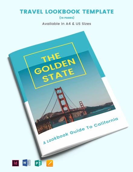 Travel Lookbook Template