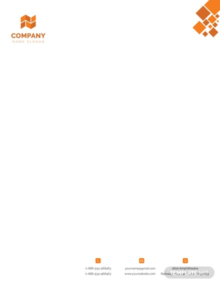 modern letterhead template download 31 letterheads in psd