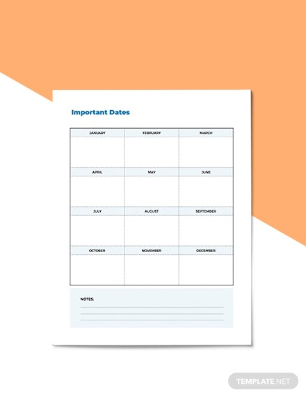 Cleaning Business Planner Format
