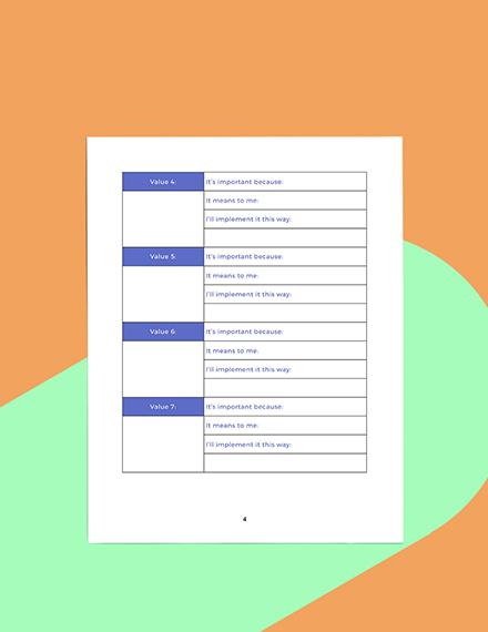 Digital Business Planner Download