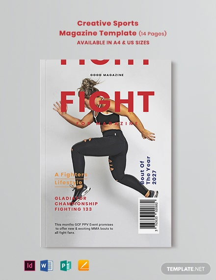 Creative Sports Magazine
