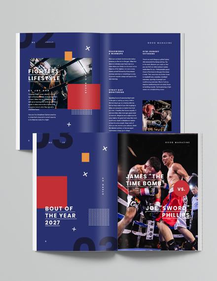 Creative Sports Magazine Download