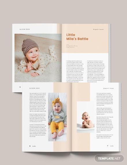 Newborn Photography Magazine Download