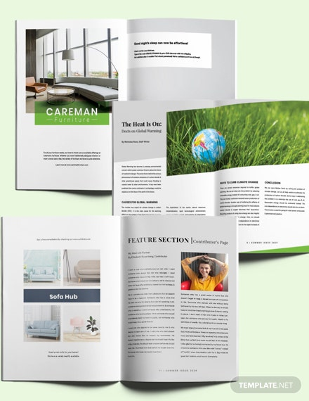 Simple School Magazine Download