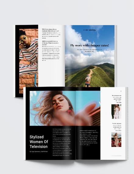 Womens fashion Magazine Download