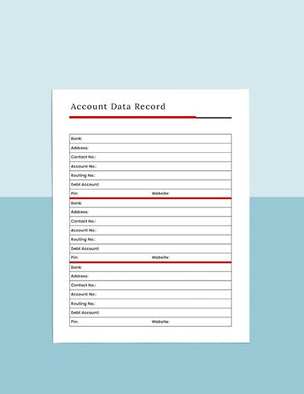 Debt Avalanche Planner Sample